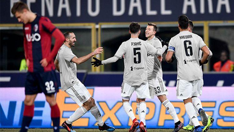 3 Fakta Mencengangkan di Balik Kemenangan Juventus atas Bologna Copyright: © INDOSPORT
