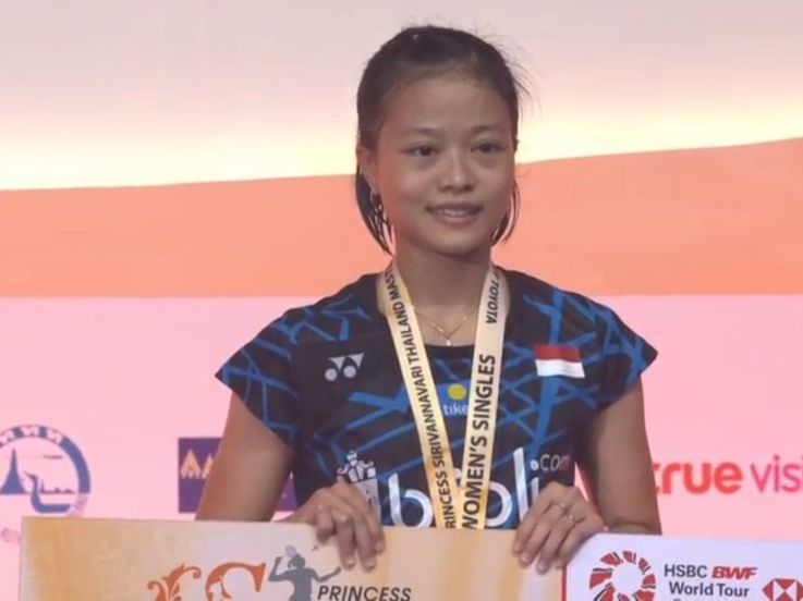 Menang Mudah, Fitriani Sukses Rengkuh Juara di Thailand Masters 2019