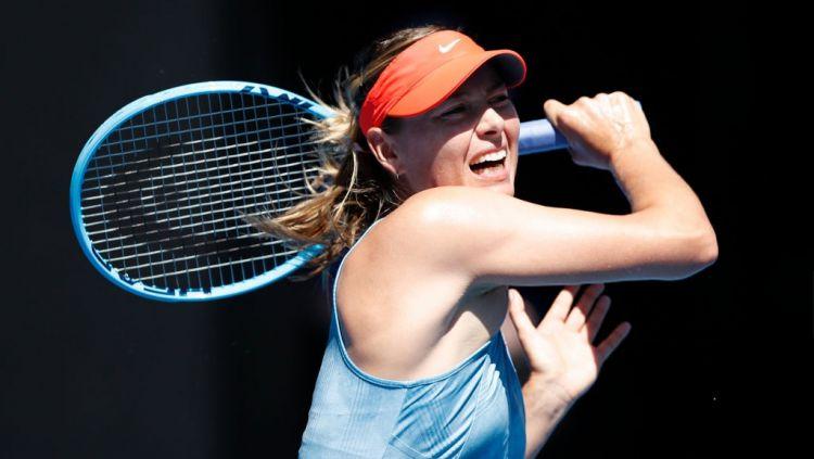 Maria Sharapova, petenis Rusia. Copyright: © Indosport.com
