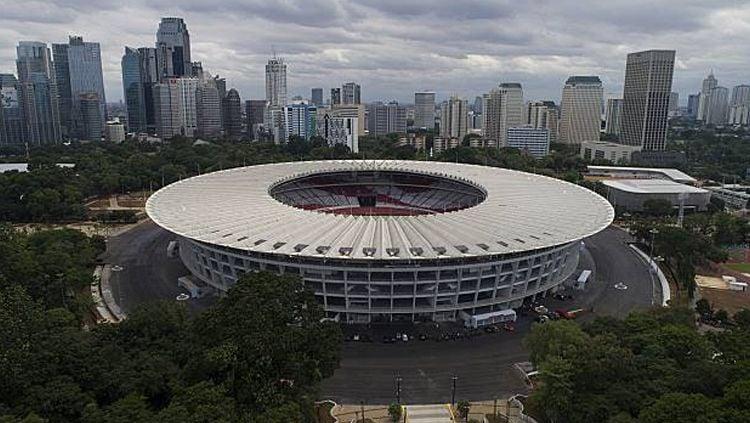 Suasana Stadion Gelora Bung Karno Copyright: © Aditia Noviansyah/kumparan