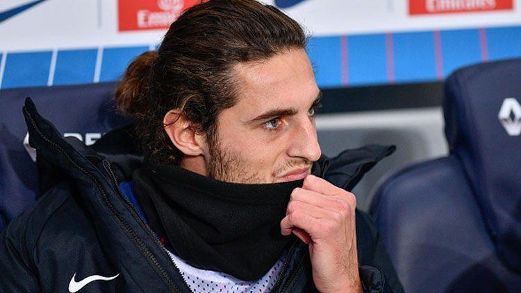 Adrien Rabiot, gelandang tengah PSG. Copyright: © INDOSPORT