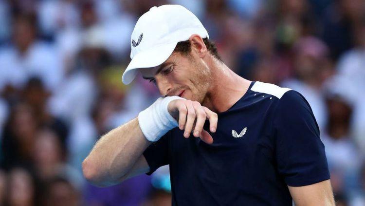 Andy Murray berjanji akan tampil lebih baik lagi saat mengikuti kompetisi di musim 2020 mendatang. Copyright: © DNA India