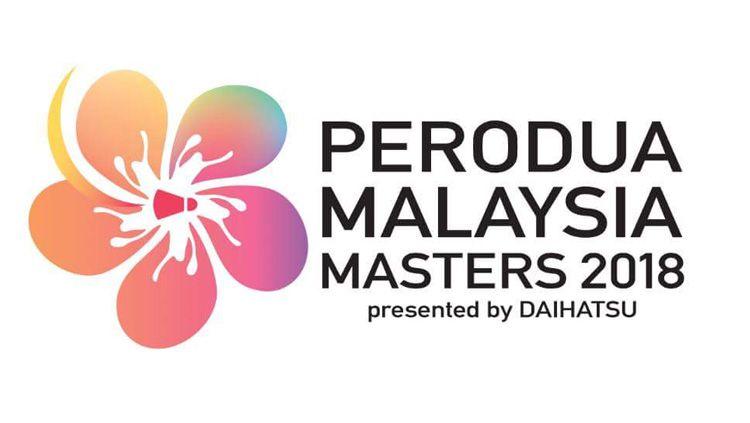 Logo Malaysia Masters 2019. Copyright: © Nata Rizqi