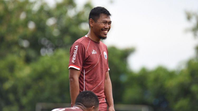 Tony Sucipto (Persija Jakarta) Copyright: © Media Persija