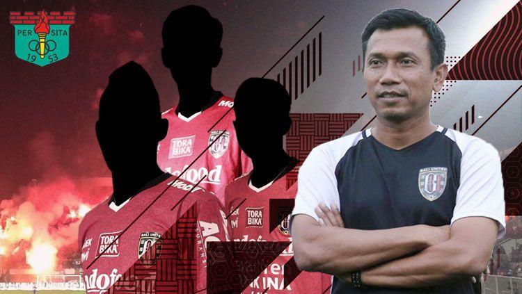 Tiga pemain eks Bali United yang bisa diboyong Widodo Cahyo Putro ke Persita Tangerang Copyright: © Eli Suhaeli/INDOSPORT