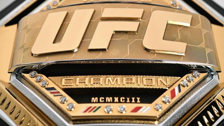 Sabuk baru UFC. Copyright: © Indosport.com