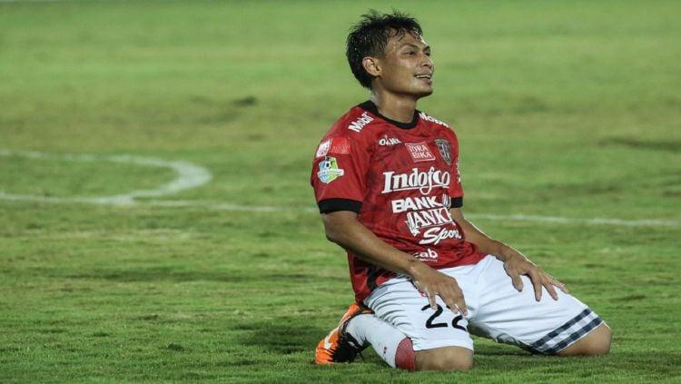 Dias Angga Putra, pemain Bali United. Copyright: © baliutd.com