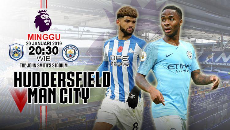 Prediksi Huddersfield Vs Manchester City Copyright: © INDOSPORT