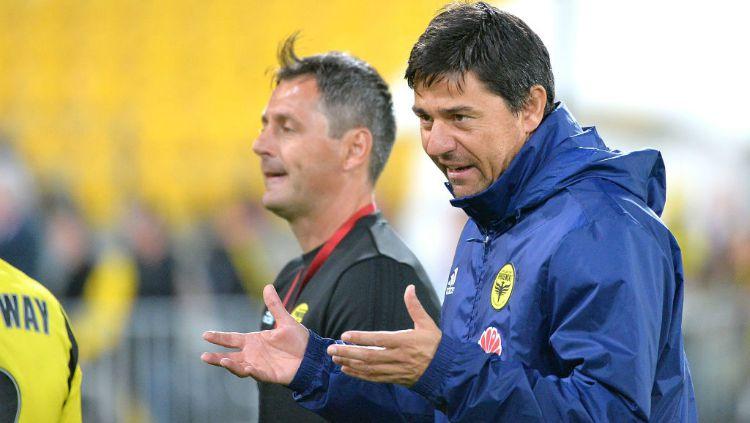 Darije Kalezic, pelatih asal Bosnia yang kini melatih PSM Makassar di Liga 1 2019. Copyright: © Getty Images
