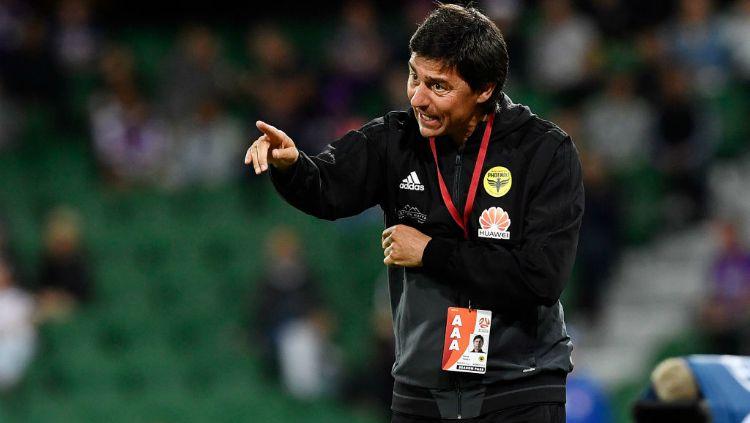 Darije Kalezic, pelatih asal Bosnia yang dirumorkan melatih PSM Makassar di Liga 1 2019. Copyright: © Getty Images