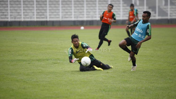 Satria Tama Copyright: © Herry Ibrahim/Indosport.com