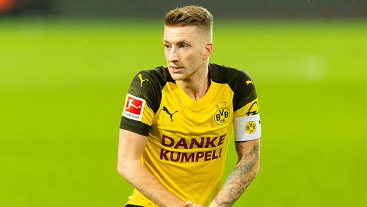 Marco Reus, playmaker Borussia Dortmund. Copyright: © INDOSPORT