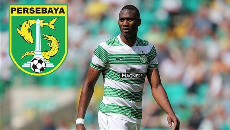 Indosport - Amido Balde pemain incaran Persebaya