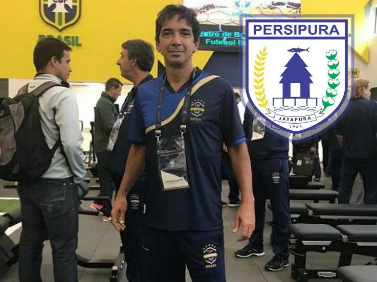 4 Fakta Menarik Luciano Leandro, Eks Persija Jakarta yang Bakal Latih Persipura