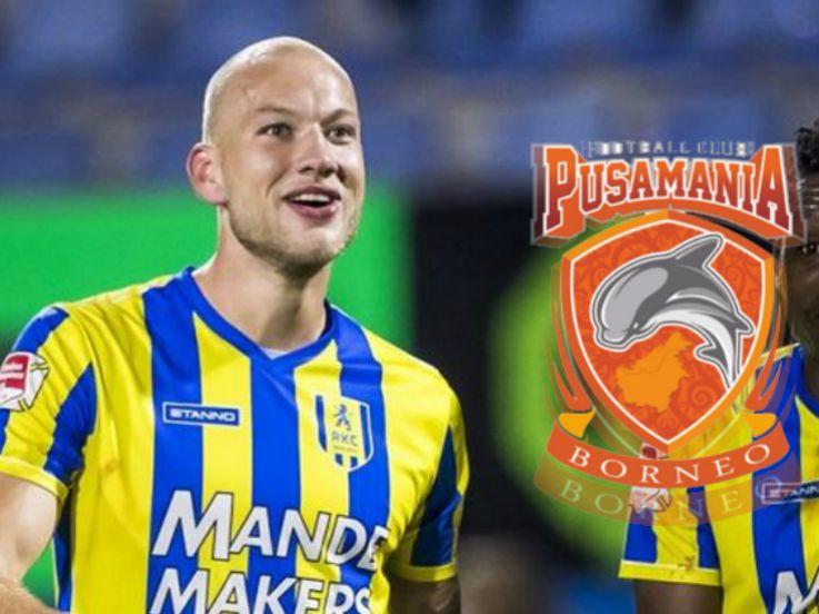 Profil Jan Lammers, Bek Muda Asal Belanda yang Gabung Borneo FC