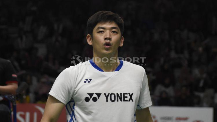 Pebulutangkis ganda putra Korea Selatan, Lee Yong-dae mengakui bahwa Indonesia adalah lawan yang sulit untuk ditaklukkan. Copyright: © Herry Ibrahim/INDOSPORT