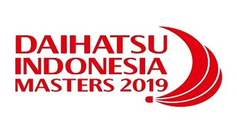 Logo Indonesia Masters 2019. Copyright: © BWF World Tour