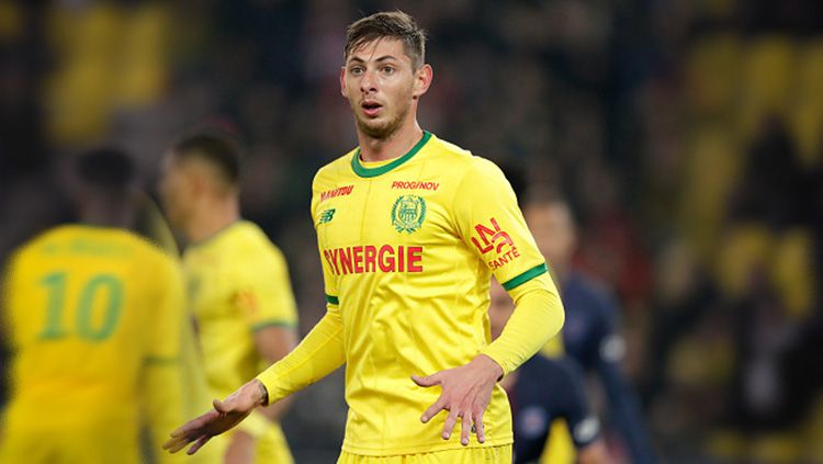 Emiliano Sala Copyright: © Getty Images