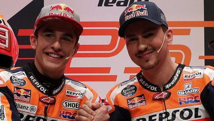 Berikut tersaji hasil dari balapan (race) MotoGP 2019 di Sirkuit Ricardo Tormo, Valencia, dimana pembalap Repsol Honda Marc Marquez, mampu menjadi pemenang. Copyright: © BBC