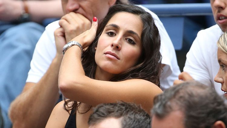 Xisca Perello, kekasih dari Rafael Nadal. Copyright: © Getty Images