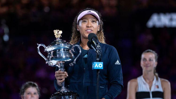Naomi Osaka juara Australia Open 2019 Copyright: © INDOSPORT