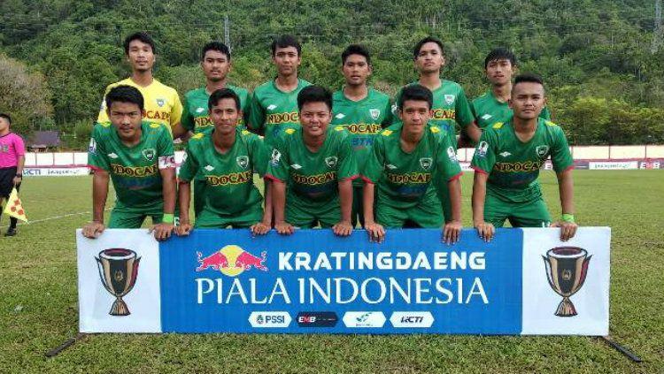 PS Keluarga USU di Piala Indonesia. Copyright: © usu.ac.id