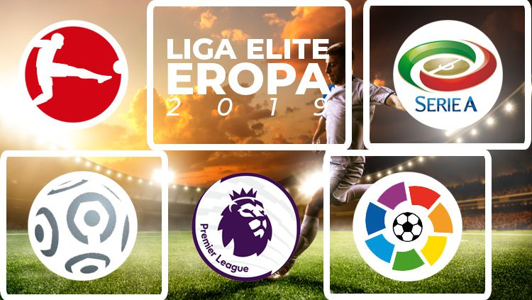 Hasil Liga Elite Eropa Copyright: © INDOSPORT