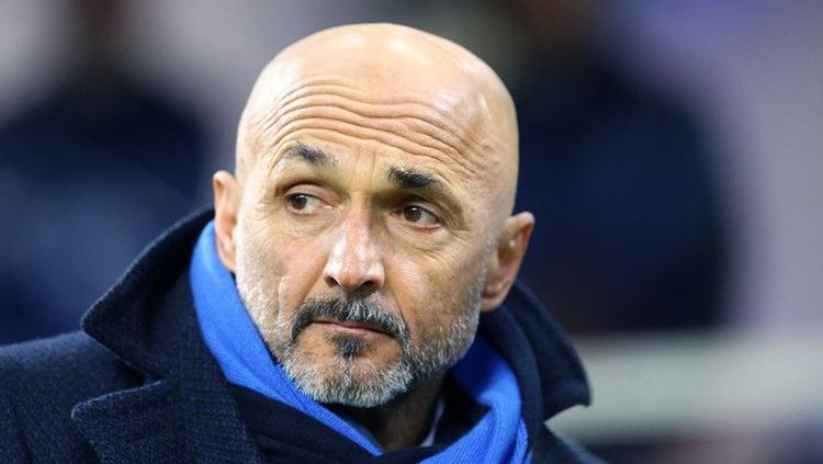 Luciano Spalletti, pelatih Inter Milan. Copyright: © GettyImages