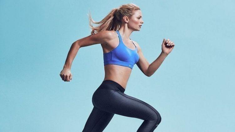 Olahraga yang bisa dilakukan untuk menghilangkan selulit alias stretch mark. Copyright: © Under Amour