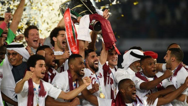Qatar Juara Piala Asia 2019 Copyright: © INDOSPORT
