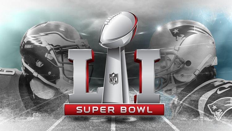 Super Bowl Copyright: © INDOSPORT