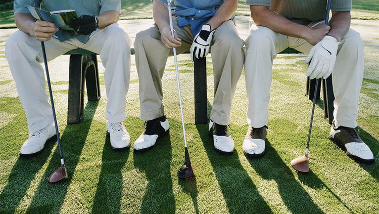 Ilustrasi Golf. Copyright: © Dan Bubany Golf