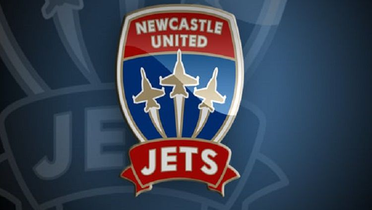 Logo Newcastle Jets Copyright: © NBN News