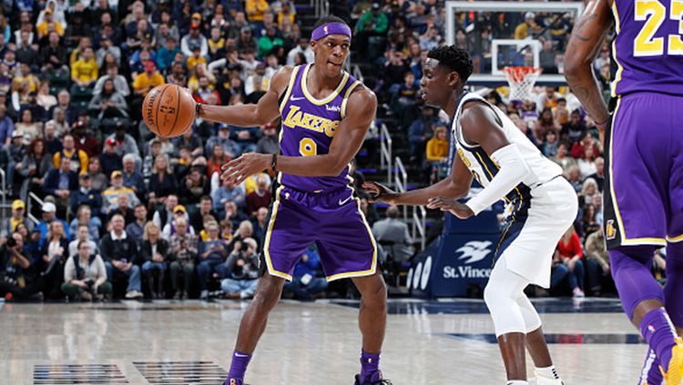 Los Angeles Lakers v Indiana Pacers Copyright: © GettyImages