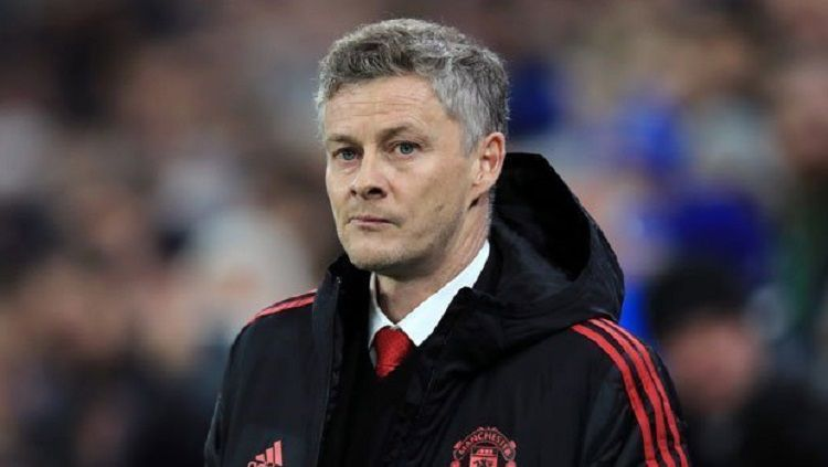 Manajer Manchester United, Ole Gunnar Solskjaer. Copyright: © Getty Images