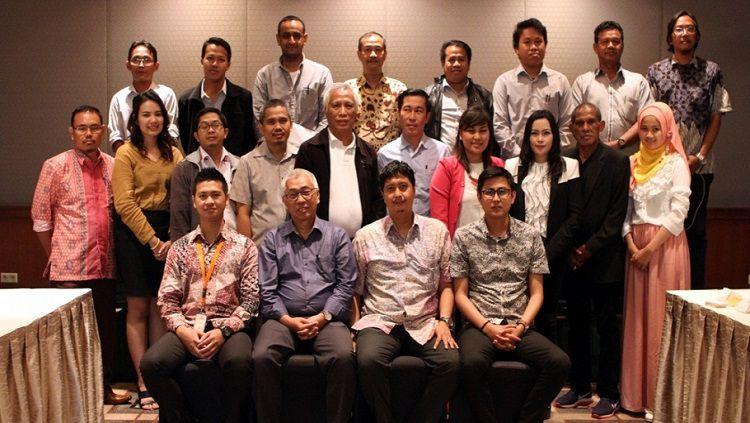 Pt Liga Indonesia Menggelar Workshop Soal Pajak Di Hotel Parklane Kuningan Jakarta Selatan