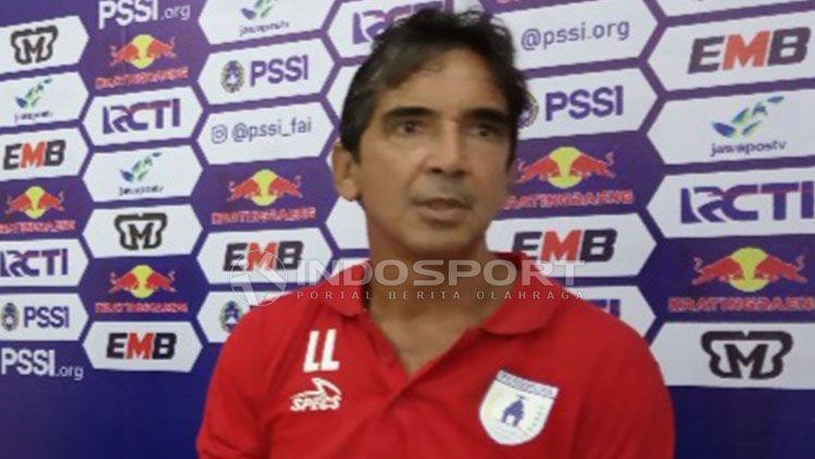 Pelatih Persipura Jayapura, Luciano Leandro Copyright: © Sudjarwo/INDOSPORT