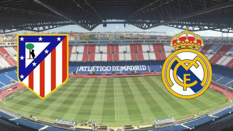 Pertandingan Derby Madrid: Atletico Madrid vs Real Madrid Copyright: © en.as.com
