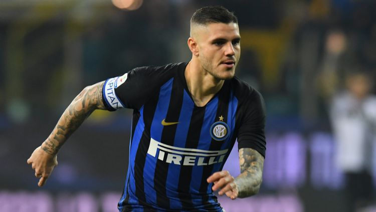 Mauro Icardi Copyright: © Getty Images