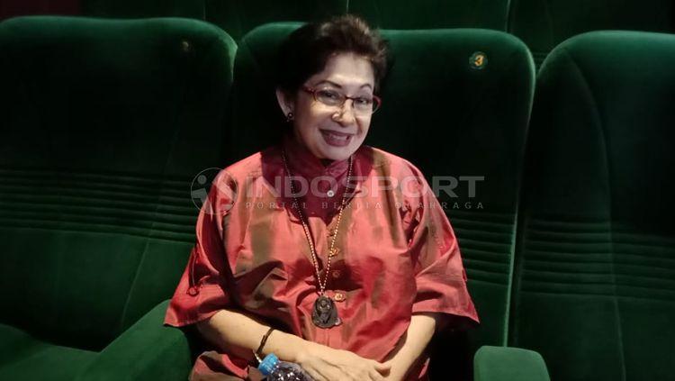 Niniek L. Karim, aktris senior Indonesia. Copyright: © Shintya Maharani/INDOSPORT