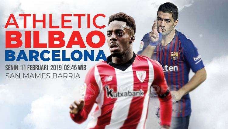 Prediksi Athletic Bilbao vs Barcelona Copyright: © INDOSPORT