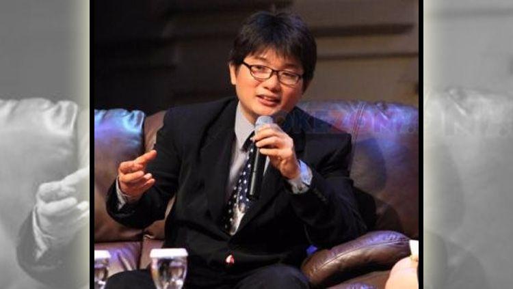 Direktur Investa Saran Mandiri, Hans Kwee. Copyright: © Twitter@hans_kwee