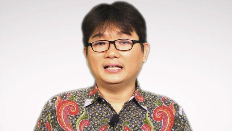 Direktur Investa Saran Mandiri, Hans Kwee. Copyright: © marketplace.skilmu
