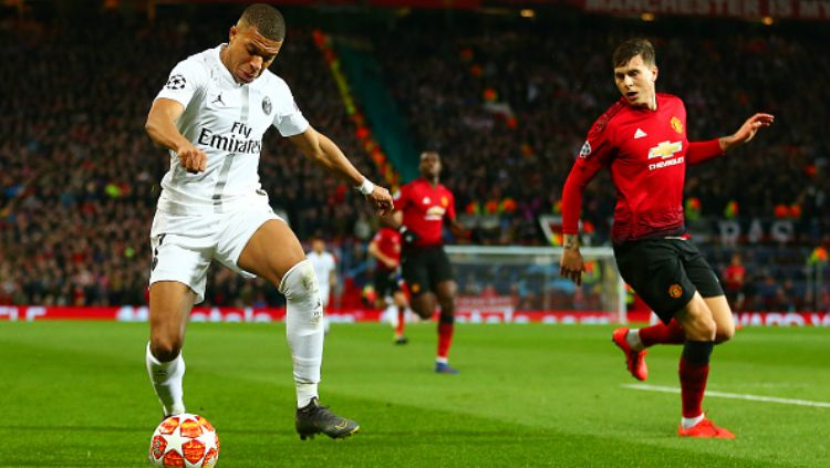 Manchester United vs PSG Copyright: © GettyImages