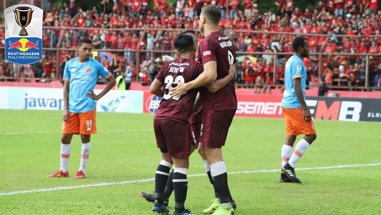 PSM Makassar vs Perseru Serui Copyright: © Istimewa