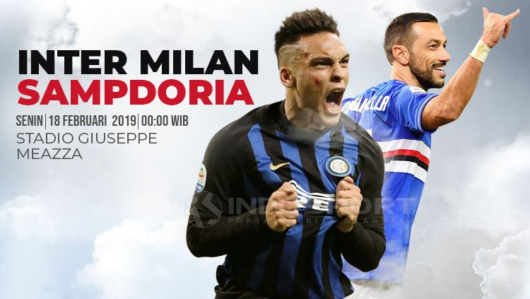 Prediksi Inter Milan vs Sampdoria Copyright: © INDOSPORT