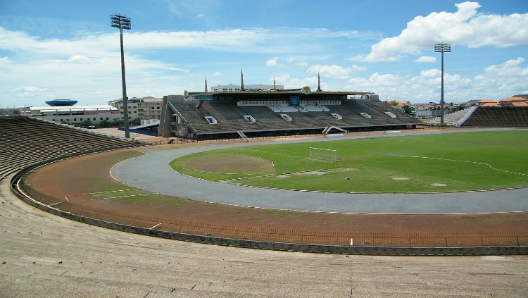 Stadion Olympic Phnom Penh Copyright: © Wikipedia