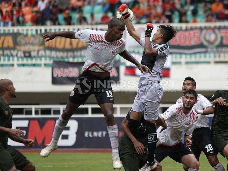 Hasil Pertandingan Kratingdaeng Piala Indonesia 2018: Tira Persikabo vs Persija Jakarta