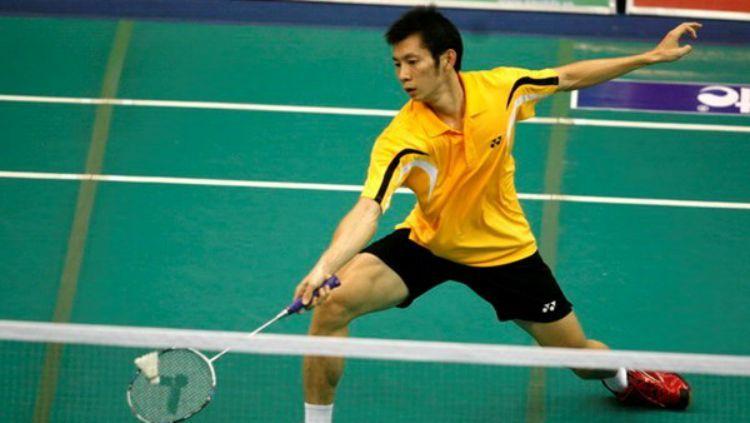 Nguyen Tien Minh, pemain Vietnam yang ikut tim Jaya Raya Jakarta di Djarum Superliga Badminton 2019. Copyright: © thanhniennews.com/Kha Hoa