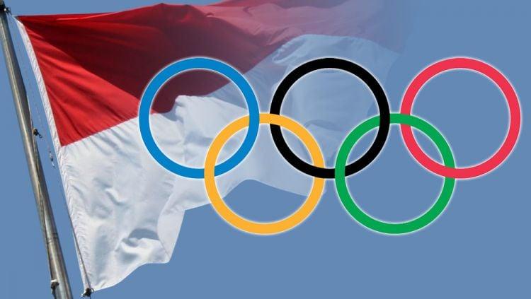Indonesia resmi mengajukan diri jadi tuan rumah Olimpiade 2032. Copyright: © Indosport.com